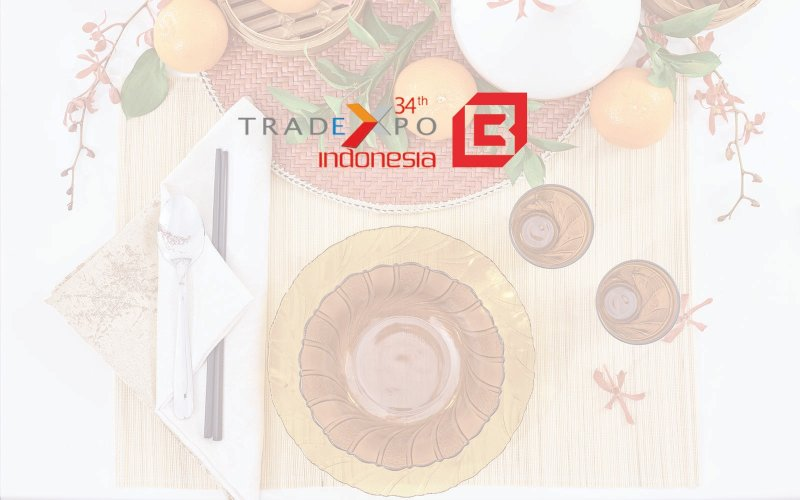 Trade Expo 34th Would Like to Invite You To Our Booth Hall 6 No. 49